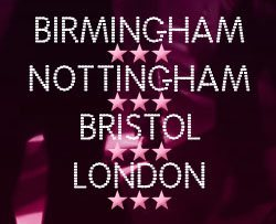 Birmingham, Nottingham, Bristol. London - Pleasure Hen Nights & Weekends